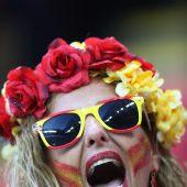 Anpfiff zum WM-Achtelfinale