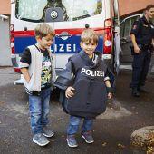 Polizei lädt zum Besuch