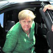 Für Angela Merkel steht viel auf dem Spiel