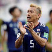 Novum in der WM-Historie. Japan steigt dank der Fair-Play-Wertung auf. C1