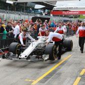 Formel 1 hautnah