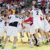 Deutschland, wir kommen!