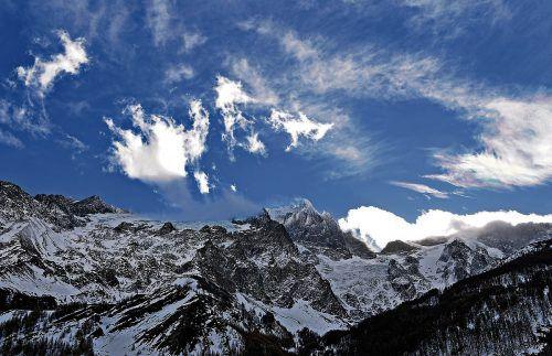 Für die langfristige Entwicklung der Gletscher in Österreich ist die Witterung im Sommer wichtiger als die im Winter. APA