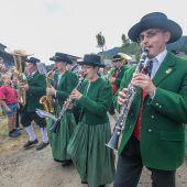 Bezirksmusikfest in Langen zog Massen an