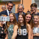 Van der Bellen plädiert für ein neues Miteinander in der EU