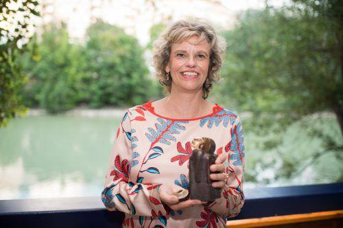 Generaldirektorin Sabine Haag wurde vom Land Vorarlberg ausgezeichnet. Gruber