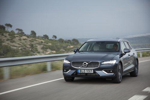 Generation zwei des Volvo V60 ist in Länge und Radstand gewachsen, das äußert sich in erhöhtem Komfort.werk