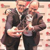 Global Media Awards für Russmedia