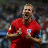 King Kane rettet die Engländer
