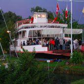 Fähren-Festival am Bodenseeufer