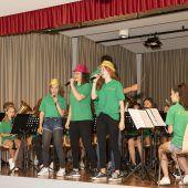 Buntes Vatertagskonzert der Jungmusiker