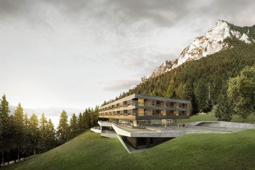In Liechtenstein ensteht gerade das Clinicum Alpinum. In der Therapie setzt man auch auf gesunden Schlaf. CA