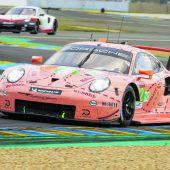 Toyota fährt in Le Mans gegen den Fluch