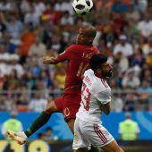 Portugal zittert sichins Achtelfinale