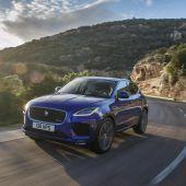 Autonews der WocheNeuer Einstiegs-Benziner für den Jaguar E-Pace / Porsche GT3 ist Wertweltmeister / BMW bringt im Herbst das 8er Coupé