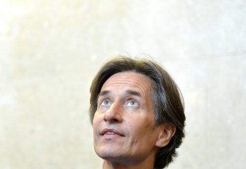 Karl Heinz Grasser wurde am Mittwoch erstmals imBuwog-Prozess befragt.APA