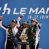Toyota triumphiert mit Alonso in Le Mans