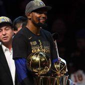Warriors festigten mit drittem Titel in vier Jahren NBA-Dynastie