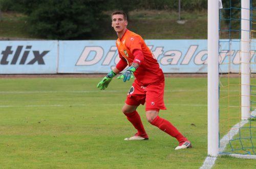 Kevin Kunz (26) wechselt vom Chemnitzer FC zu Austria Lustenau.konbel