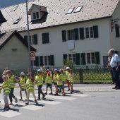 Mehr Sicherheit am Bingser Schulweg