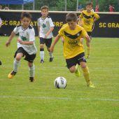1000 Nachwuchskicker beim Dornbirn-Cup