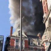 Brand in Luxushotel endet glimpflich