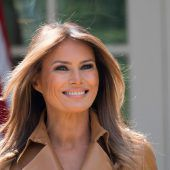 Missing Melania – wo ist die First Lady der USA?