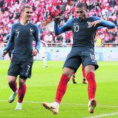 Frankreich nimmt Fahrt auf