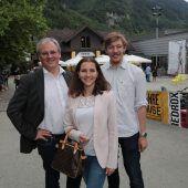 Alpenstadt als Schauplatz für Kulturschaffende