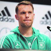 Manuel Neuer redete Tacheles