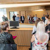 Eine Million Euro für zukunftsfitte Vorarlberger Landesberufsschulen