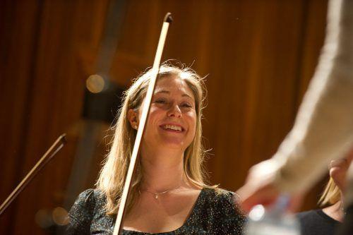 Mit der Sinfonietta Vorarlberg wird der Sommer in Thüringen begrüßt. sinfonietta vorarlberg