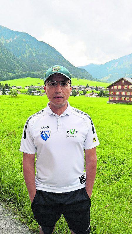 Mohammed El Abdellaoui hat in Au eine neue Heimat gefunden. Seit 15 Jahren engagiert er sich als Nachwuchstrainer.El Abdellaoui