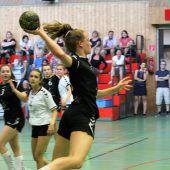 U15-Handballerinnen holen daheim Bronze