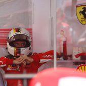 Amateur Vettel in der Kritik