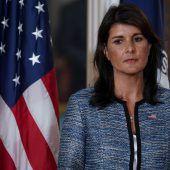 Scharfe Kritik an US-Ausstieg