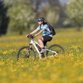 E-Biker leben rasant und sehr gefährlich
