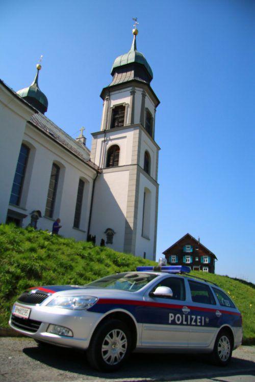 Opferstockdieb suchte auch die Basilika Bildstein heim. Vol.at/Pletsch
