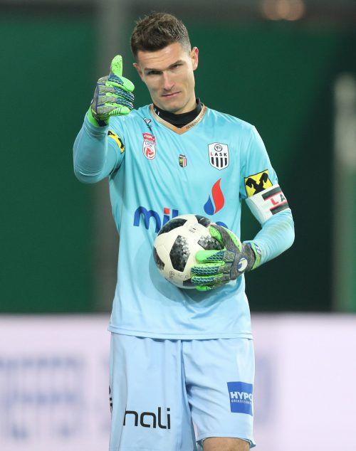 Pavao Pervan wechselt vom LASK zum deutschen Bundesligisten VfL Wolfsburg.ge