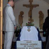 <p>Prinz Williams Urgroßmutter ist in einer russisch-orthodoxen Kirche im Osten Jerusalems bestattet. Reuters</p>