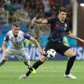 Kroatien verhindert isländisches Wunder