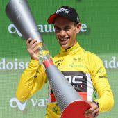 Porte gewann dieTour de Suisse