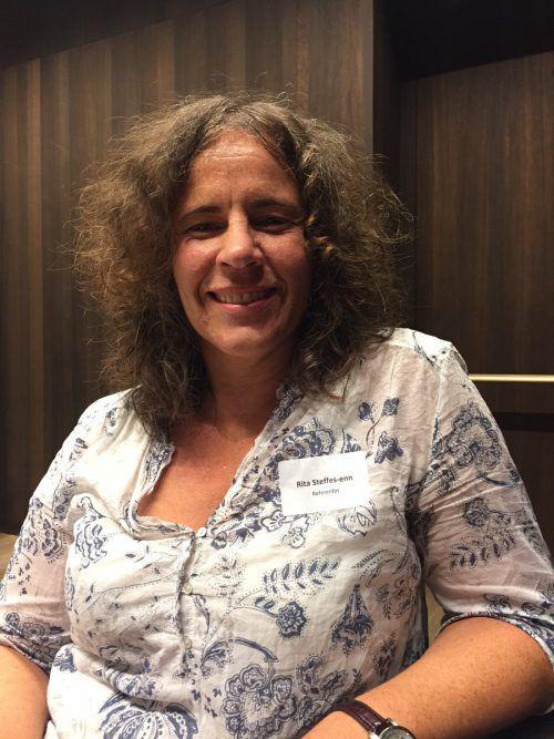 Rita Steffes-enn begrüßt die Bemühungen des Landes um Kinderschutz. vn/mm