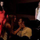 Erotik und Erröten bei den Zwischentönen
