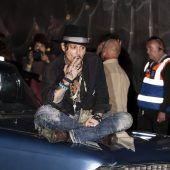 Fans sorgen sich um Johnny Depp