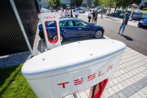 """So sieht er aus, der """"Kleine"""" unter den Tesla-Modellen."""