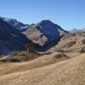 Innere Einkehr in den Alpen