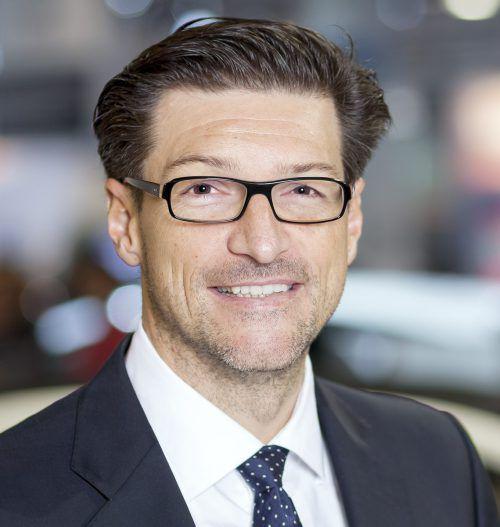 Thomas J. Hörmann (46), GF Jaguar Land Rover