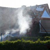 Drei Tote nach Explosion von Wohnhaus in Bremen