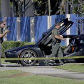 Zwei US-Rapper im Auto erschossen